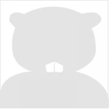 Benny Beaver (gray silouette)